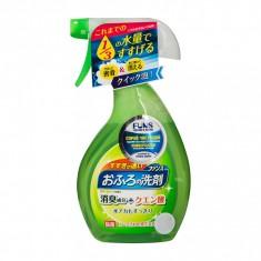 Funs Спрей чистящий для ванной комнаты с ароматом свежей зелени, 380 мл