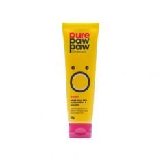 Pure Paw Paw, Бальзам для губ «Виноградная газировка», восстанавливающий