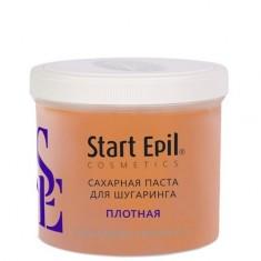 Start Epil, Сахарная паста для шугаринга «Плотная», 750 г Aravia professional