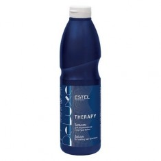 Estel, Бальзам De Luxe для выравнивания структуры волос, 1000 мл