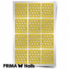 Prima Nails, Трафареты «Крестики»