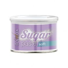 Italwax, Сахарная паста «Мягкая» в банке, 600 г White Line