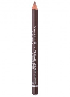 Карандаш для глаз Темно-коричневый VICTORIA SHU