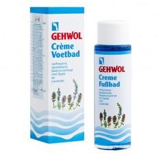 Gehwol, creme-fusbad, крем-ванна для уставших ног, лаванда, 150 мл