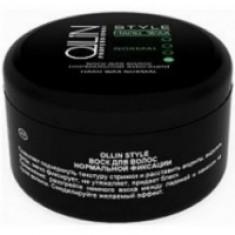 Ollin Style Strong Hold Matte Wax - Матовый воск для волос сильной фиксации, 50гр. Ollin Professional (Россия)