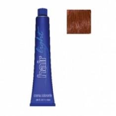 Hair Company Hair Light Crema Colorante - Стойкая крем-краска 7.44 русый медный интенсивный 100 мл Hair Company Professional (Италия)