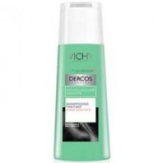 Vichy Dercos - Шампунь-уход против перхоти для чувствительной кожи головы, 200 мл Vichy (Франция)