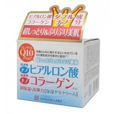 глубокоувлажняющий крем с наноколлагеном meishoku hyalcollabo cream