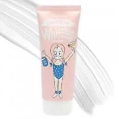 крем для лица осветляющий elizavecca skin liar moisture whitening cream
