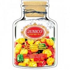 маска тканевая c экстрактом паприки mijin junico paprika essence mask