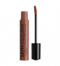 NYX PROFESSIONAL MAKEUP Жидкая помада Liquid Suede Cream Lipstick - Sandstorm 07