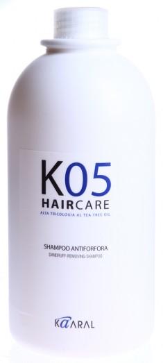 KAARAL Шампунь против перхоти / Shampoo Antiforfora K05 1000 мл