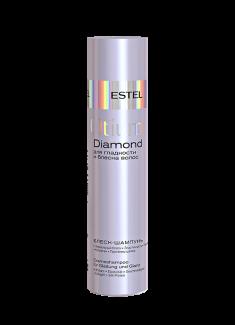ESTEL PROFESSIONAL Крем-шампунь для гладкости и блеска волос / OTIUM Diamond 250 мл