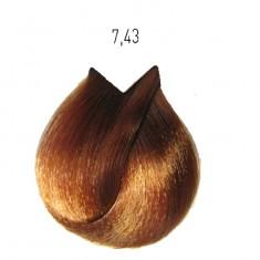 L'OREAL PROFESSIONNEL 7.43 краска для волос / МАЖИРЕЛЬ 50 мл LOREAL PROFESSIONNEL