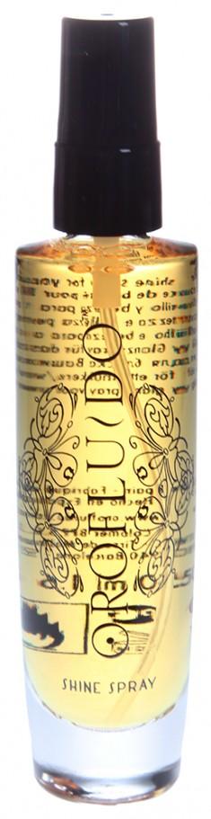 OROFLUIDO Спрей для блеска волос Мгновенный блеск / SPA 55 мл