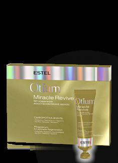 ESTEL PROFESSIONAL Сыворотка-вуаль для волос Мгновенное восстановление / OTIUM Miracle 5*23 мл