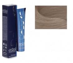 ESTEL PROFESSIONAL 10/1 краска для волос, светлый блондин пепельный / DE LUXE 60 мл
