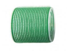 SIBEL Бигуди-липучки зеленые 61 мм 6 шт/уп