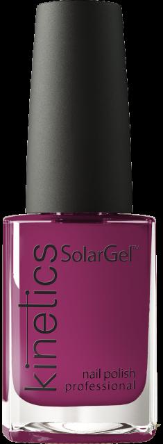 KINETICS 368 лак профессиональный для ногтей / SolarGel Polish Escape 15 мл