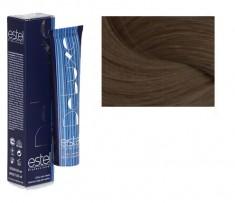 ESTEL PROFESSIONAL 7/1 краска для волос, русый пепельный / DELUXE 60 мл