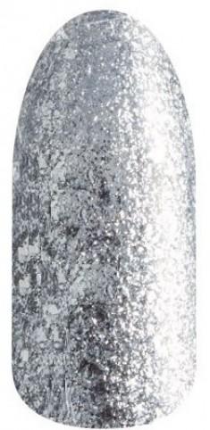 RUNAIL 3753 гель-лак для ногтей, платина / Lurex 5 г