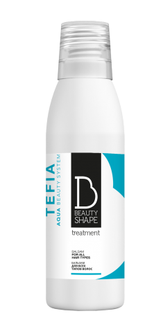 TEFIA Бальзам для всех типов волос / Beauty Shape Treatment 250 мл