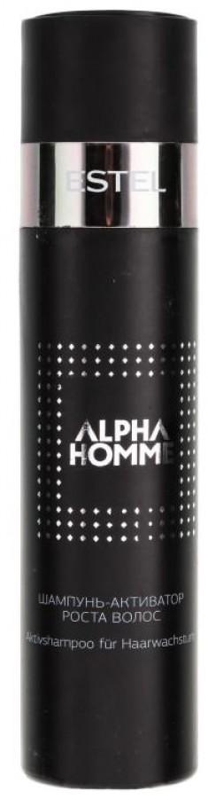 ESTEL PROFESSIONAL Шампунь активизирующий рост волос, для мужчин / OTIUM Homme 250 мл