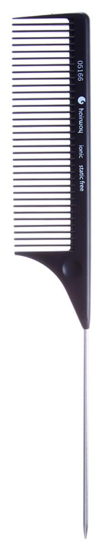 HAIRWAY Расческа с металлическим хвостиком