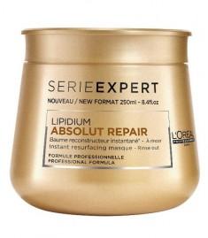 L'OREAL PROFESSIONNEL Маска для очень поврежденных волос / АБСОЛЮТ РЕПЕР 250 мл LOREAL PROFESSIONNEL