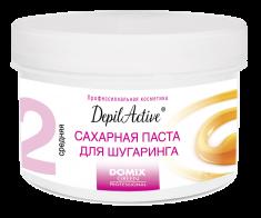 DOMIX GREEN PROFESSIONAL Паста сахарная средняя для шугаринга / DepilActive DGP 650 г