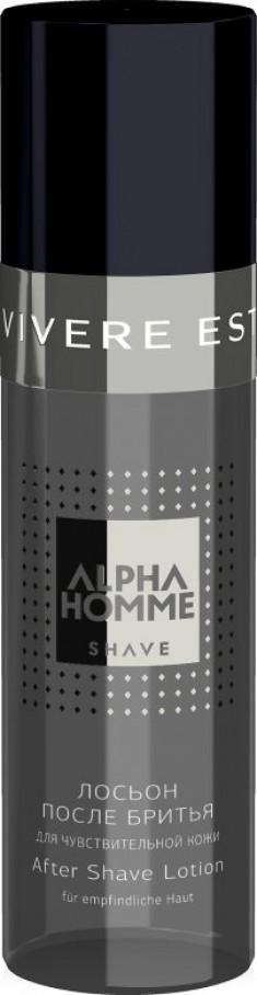 ESTEL PROFESSIONAL Лосьон после бритья для чувствительной кожи / ALPHA HOMME 100 мл