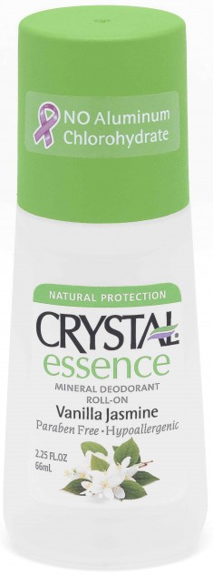 CRYSTAL Дезoдорант роликовый, ваниль и жасмин / Crystal body ROLL-on Vanilla-Jasmin 66 мл