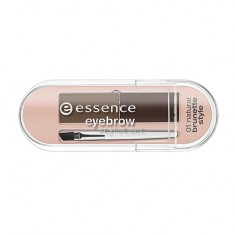 Набор теней для бровей ESSENCE EYEBROW SET тон 01