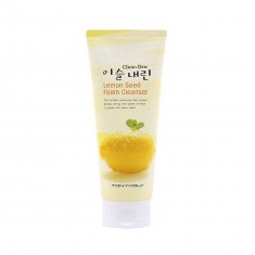 Tony Moly Clean Dew Foam Cleanser Lemon