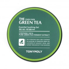 Tony Moly The Chok Chok Green Tea Essential Soothing Gel