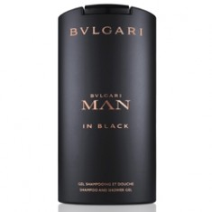 BVLGARI Шампунь и гель для душа Man In Black 200 мл