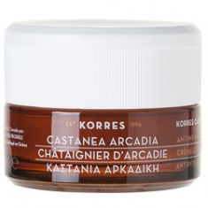 KORRES Ночной укрепляющий крем против морщин для всех типов кожи Castanea Arcadia 40 мл