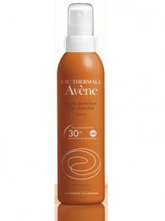 Avene (Авен) SPF30 Солнцезащитный спрей для лица и тела 200 мл