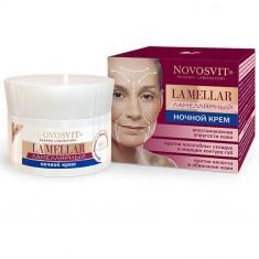 Новосвит La Mellar Ламеллярный ночной крем восстановление упругости кожи 50 мл NOVOSVIT
