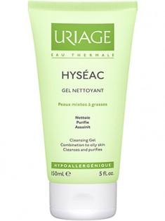 Uriage (Урьяж) Исеак Мягкий очищающий гель для жирной и смешанной кожи 150 мл