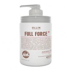 Оллин/Ollin Professional FULL FORCE Интенсивная восстанавливающая маска с маслом кокоса 650мл