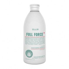 Оллин/Ollin Professional FULL FORCE Увлажняющий шампунь против перхоти с экстрактом алоэ 300мл