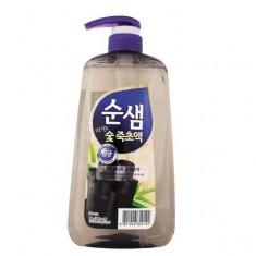 Kerasys средство для мытья посуды СУНСЭМ Бамбуковый уголь 1000мл