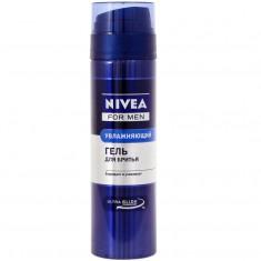Нивея для мужчин гель для бритья увлажняющий 200мл (81760) NIVEA
