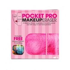 MakeUp Eraser салфетка для снятия макияжа с карманами для рук розовый 006203