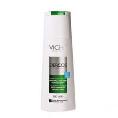 Шампунь питательный от перхоти для сухой кожи головы, 200 мл (Vichy)