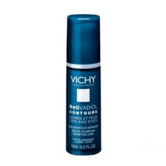 Крем-уход для контура глаз и губ, 15 мл (Vichy)