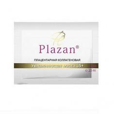 Плацентарная коллагеновая увлажняющая маска 35+, 1 шт. (Plazan)