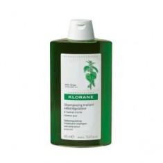Себорегулирующий шампунь с экстрактом крапивы для жирных волос, 400 мл (Klorane)