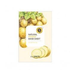 Маска с экстрактом картофеля тканевая, 21 мл (The Saem)